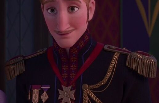 Frozen II King Agnarr